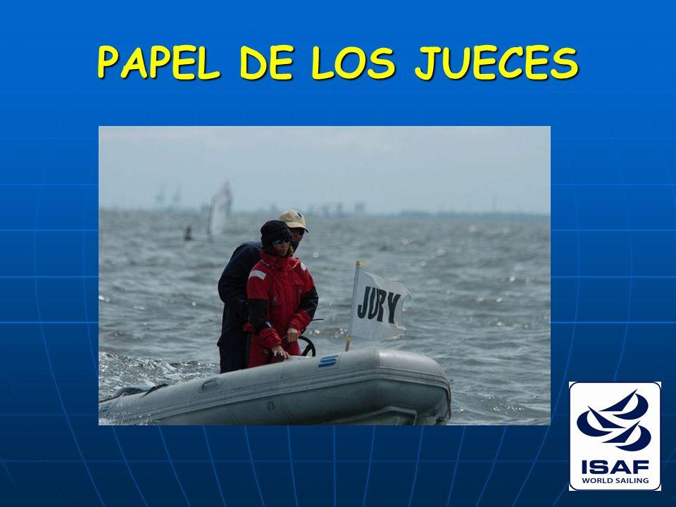 PAPEL DE LOS JUECES