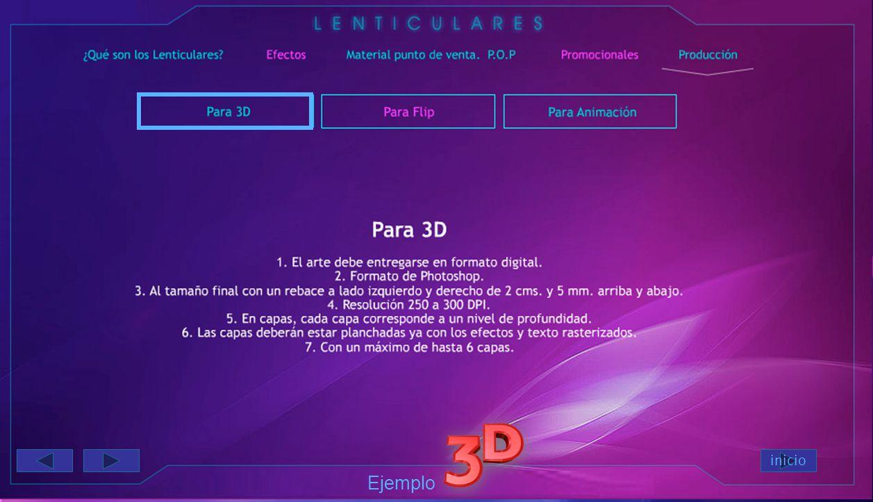Muestras de promocionales 2 Libreta 3d Separador 3d inicio
