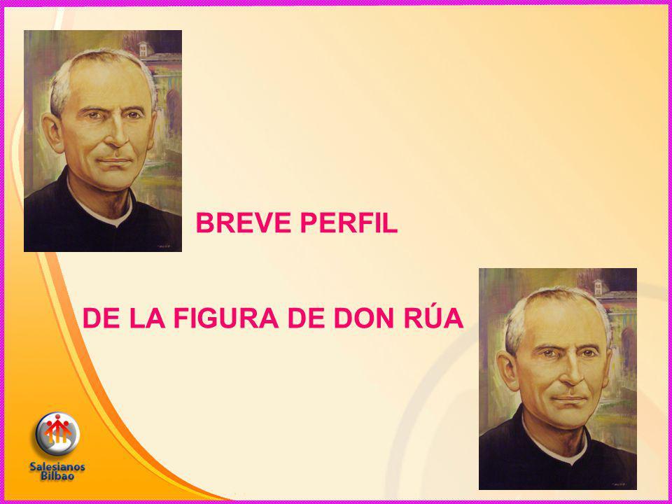 BREVE PERFIL DE LA FIGURA DE DON RÚA