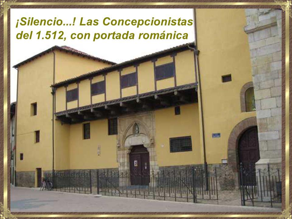 El Paseo de Salamanca y el río Bernesga