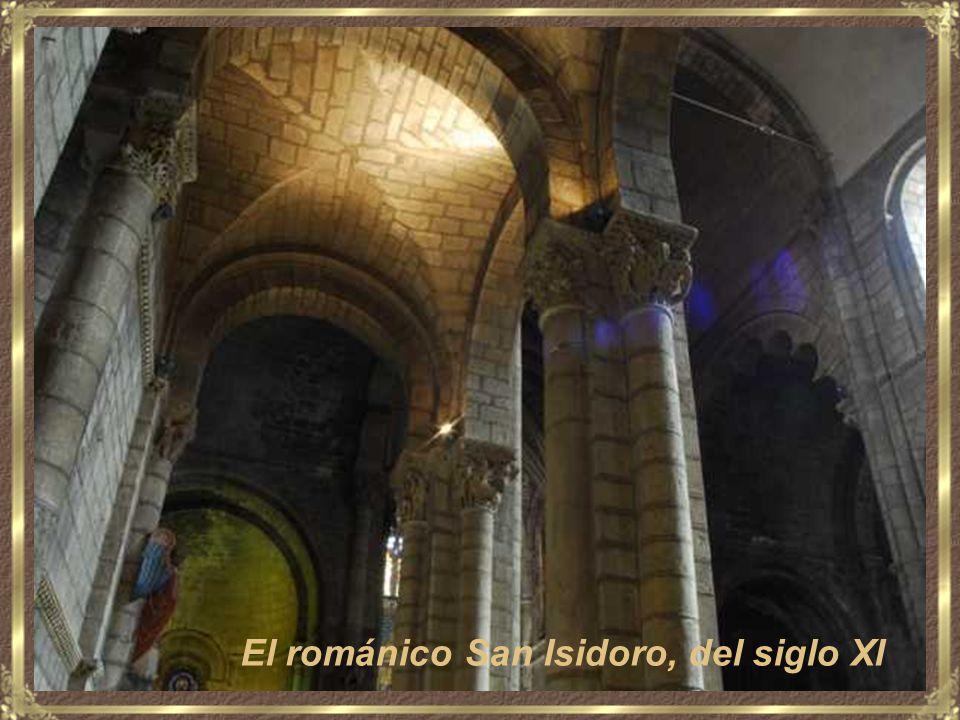 La Colegiata de San Isidoro, conjunto románico más importante de España