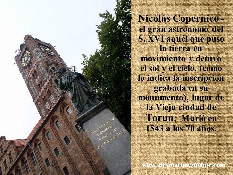 Otra vista de ésta encantadora ciudad www.alexmarquezonline.com