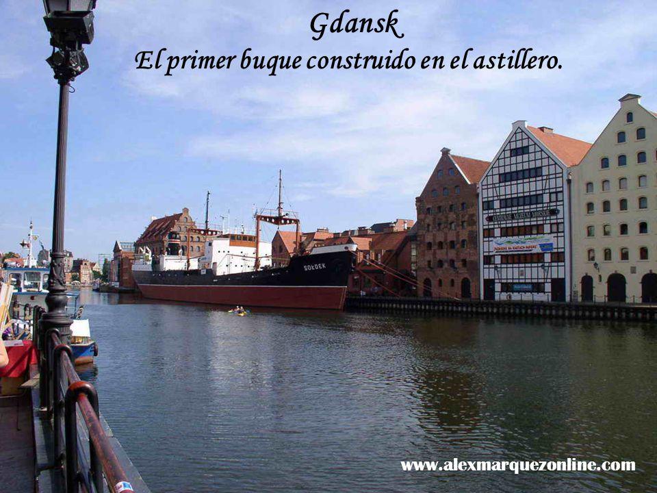 Gdansk - La Perla del Báltico!!. La ciudad se destruyó el 90% durante la guerra.