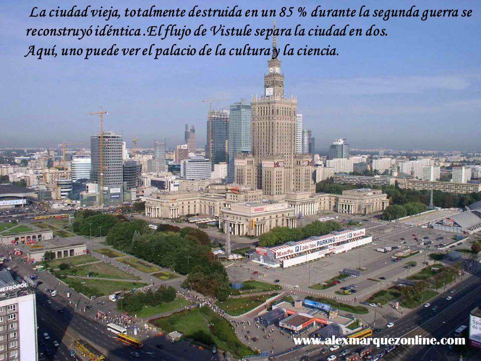 Bienvenido a Polonia www.alexmarquezonline.com