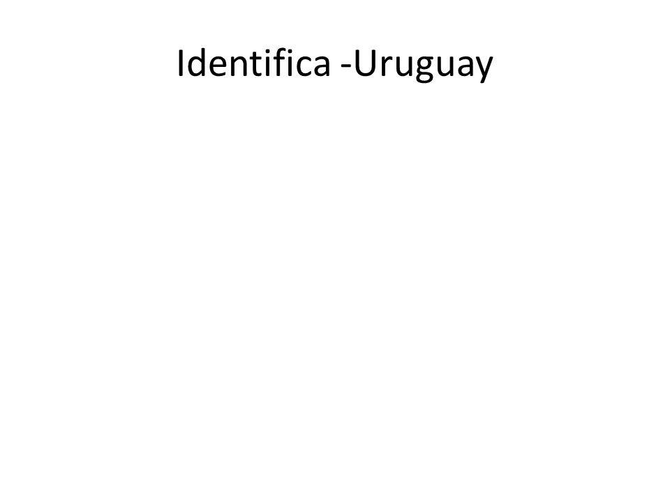 Identifica -Uruguay