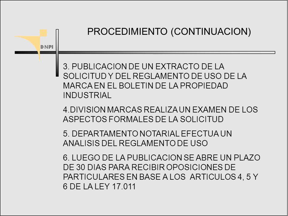 REGLAMENTO DE USO (continuación) E.- MOTIVOS PARA PROHIBIR LA UTILIZACIÓN DE LA MARCA COLECTIVA A UN MIEMBRO DEL AGRUPAMIENTO O DE LA COLECTIVIDAD; F.- CONDICIONES Y CARACTERÍSTICAS DE UTILIZACION DE LA MARCA COLECTIVA; G.- SANCIONES PARA LOS MIEMBROS DEL AGRUPAMIENTO O DE LA COLECTIVIDAD EN CASO DE INCUMPLIMIENTO.