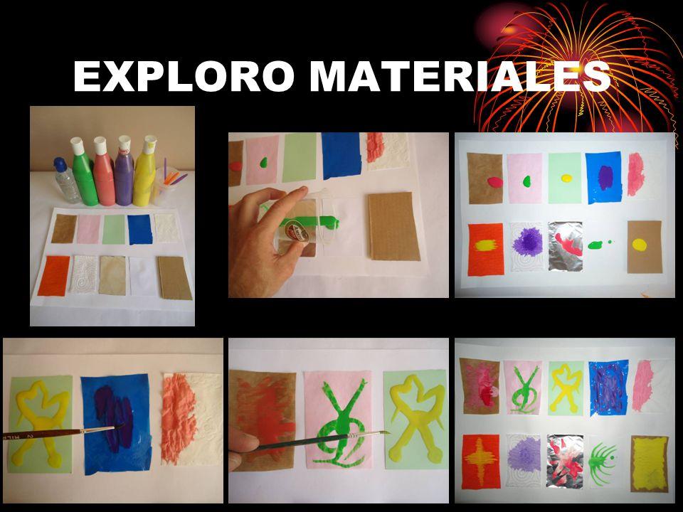 EXPLORO MATERIALES