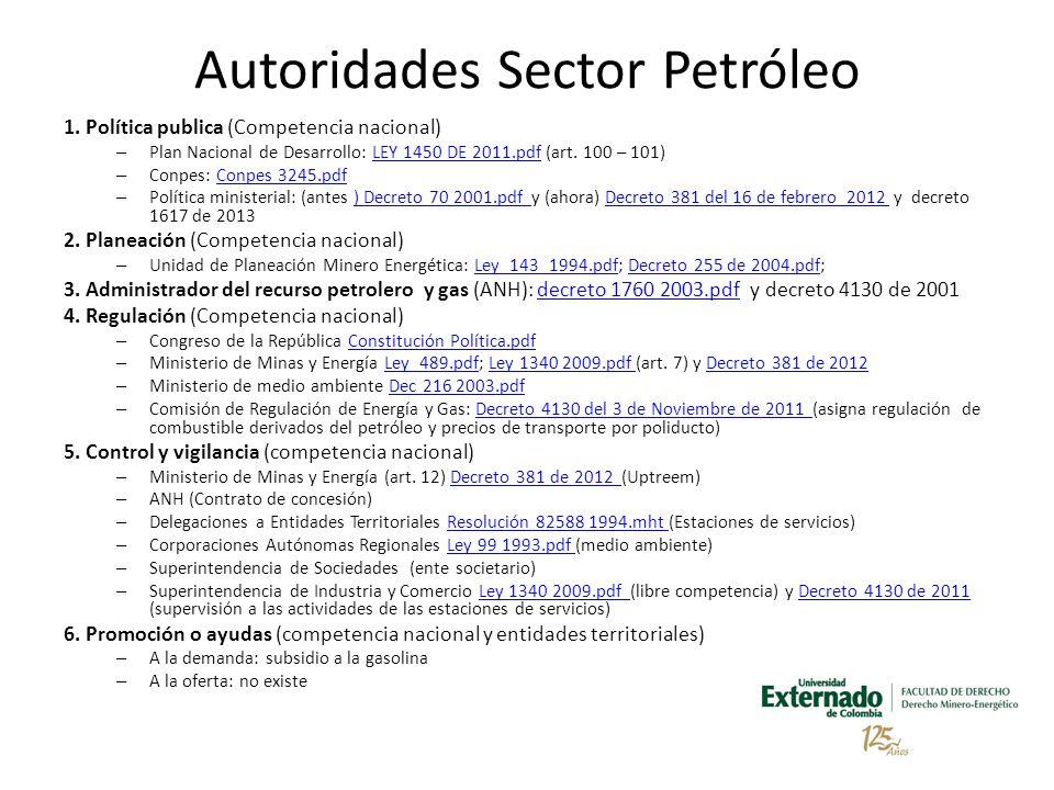 Autoridades Sector Petróleo 1.