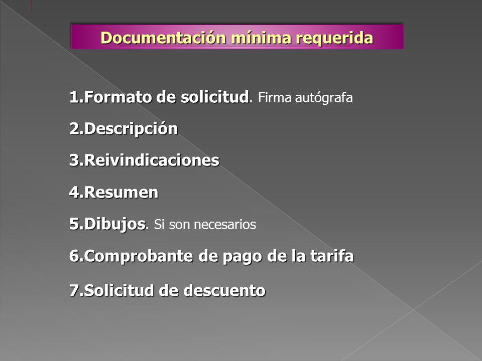 1.Formato de solicitud 1.Formato de solicitud.