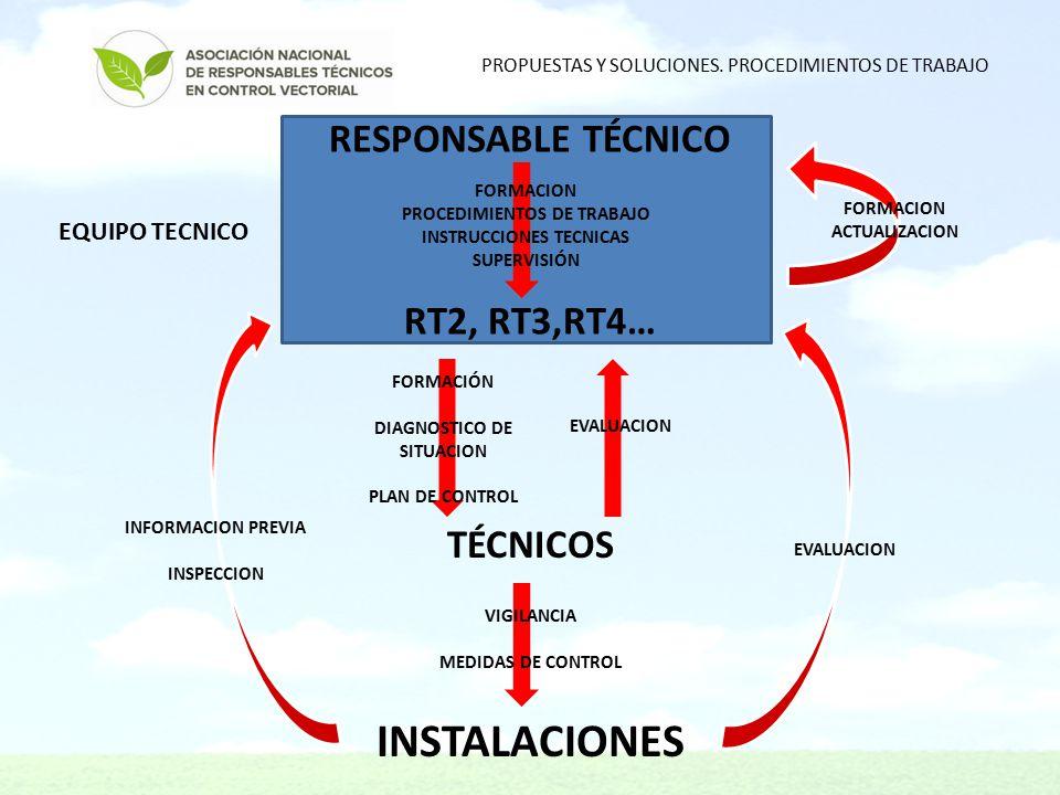 RESPONSABLE TÉCNICO PROPUESTAS Y SOLUCIONES.