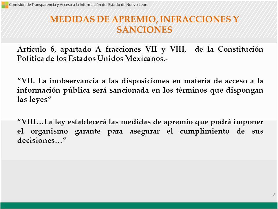 Artículo 6, apartado A fracciones VII y VIII, de la Constitución Política de los Estados Unidos Mexicanos.- VII.