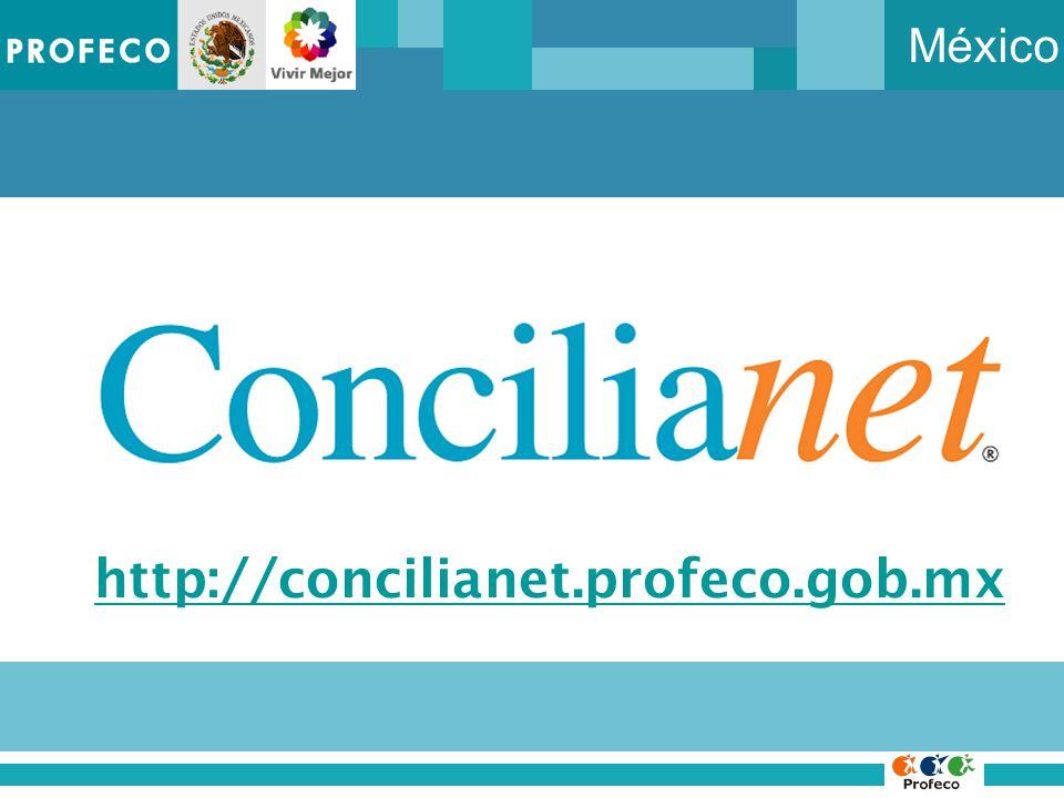 México http://concilianet.profeco.gob.mx