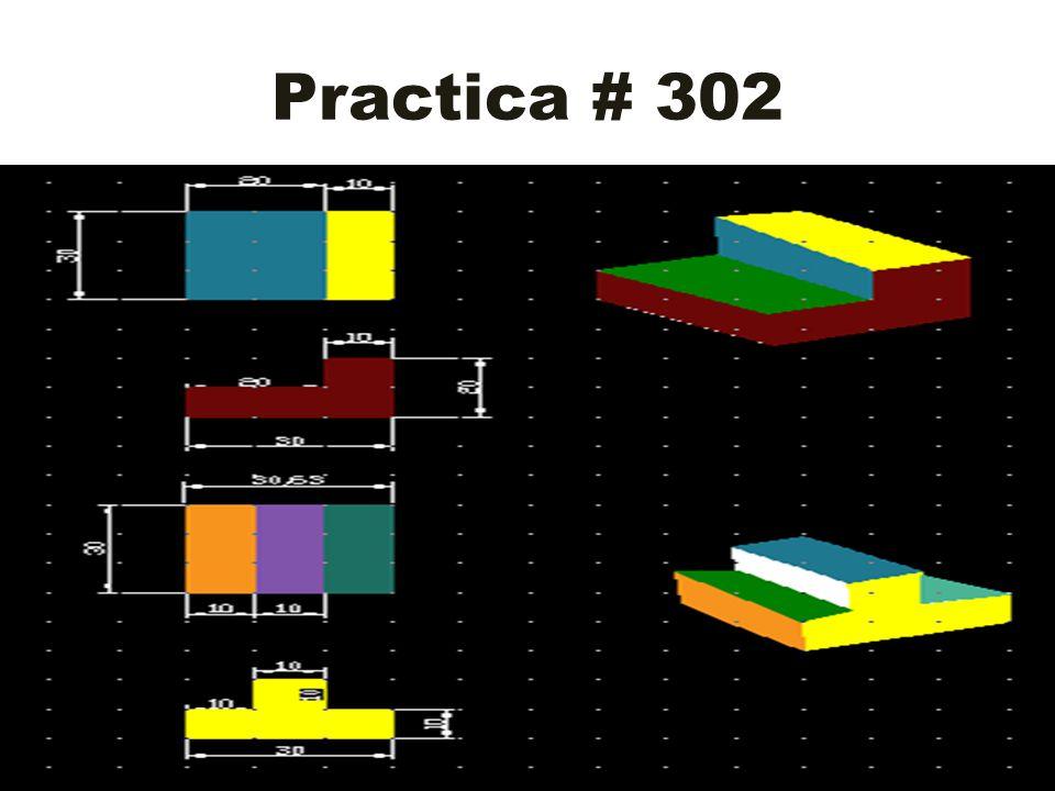 Practica # 302