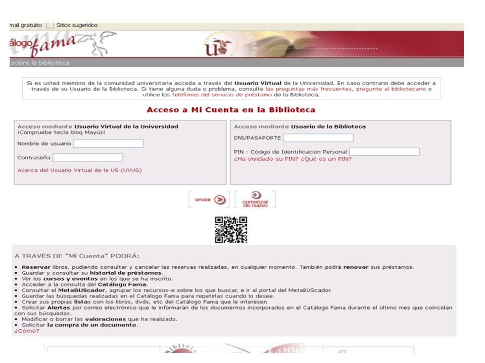 Gestión de identidad: ¿Qué pasos se han dado en el Catálogo Fama.
