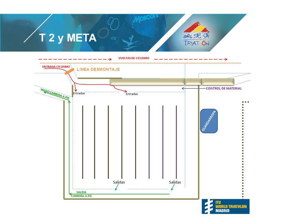 T 2 y META LINEA DESMONTAJE