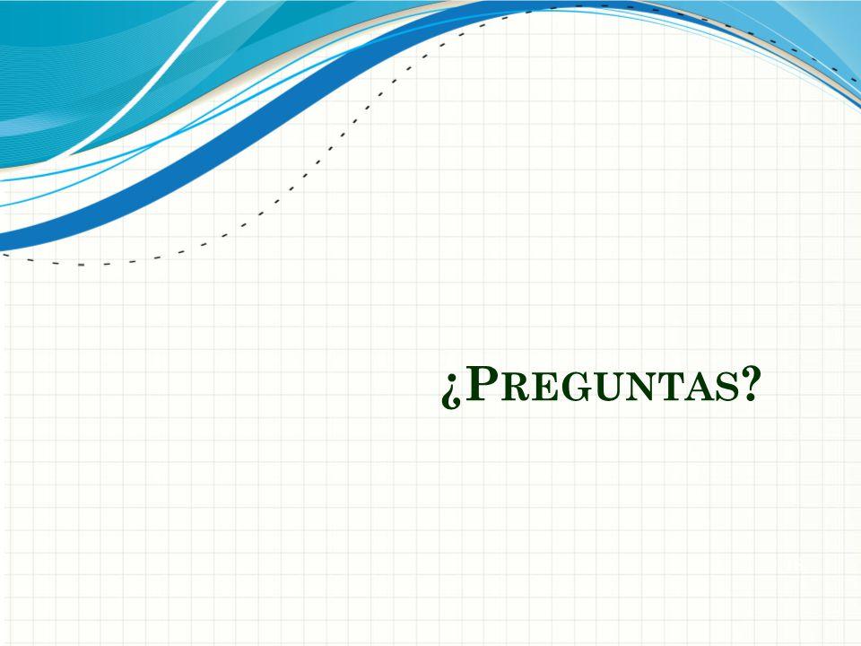 ¿P REGUNTAS 18