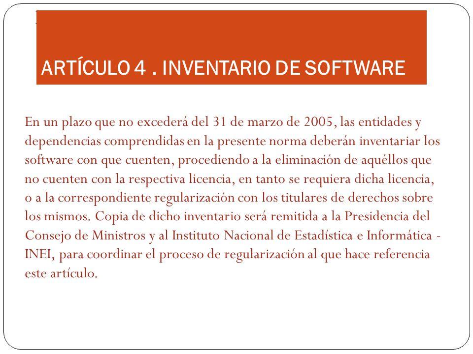 Project Management ARTÍCULO 4.