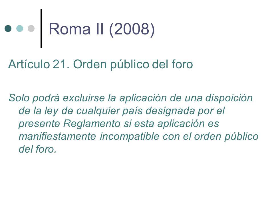 Artículo 21.