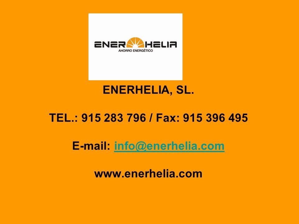 ENERHELIA, SL.