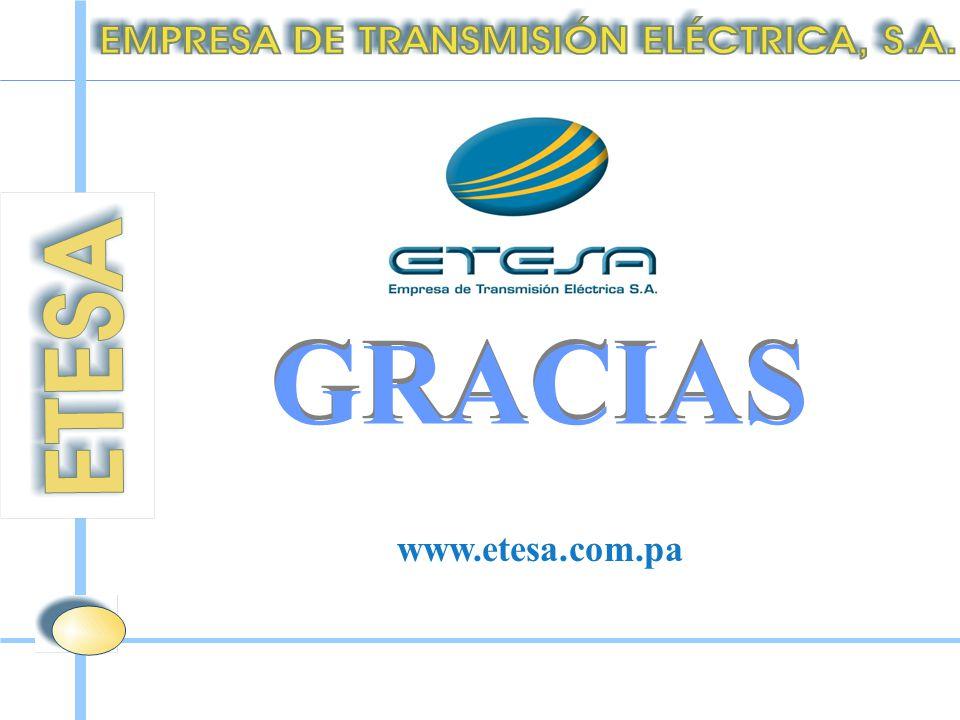 GRACIAS www.etesa.com.pa
