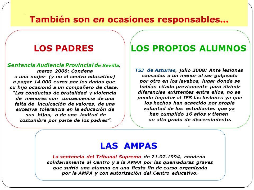 La responsabilidad patrimonial de la ADMINISTRACIÓN (objetiva y directa) Ley 30/1992, RJAP y PAC.