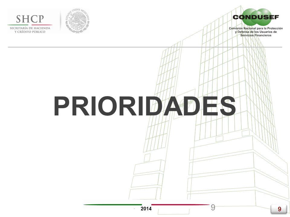 9 9 2014 PRIORIDADES 9