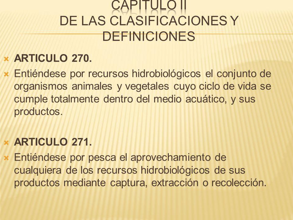  ARTICULO 270.