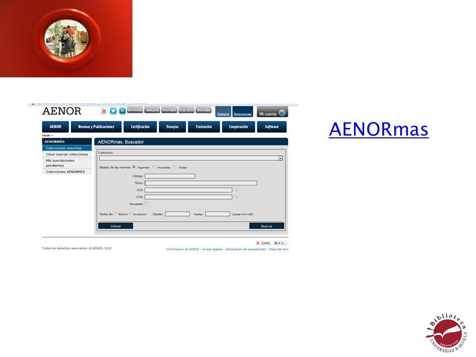 AENORmas