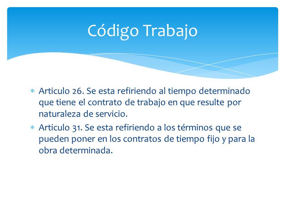  Articulo 26.