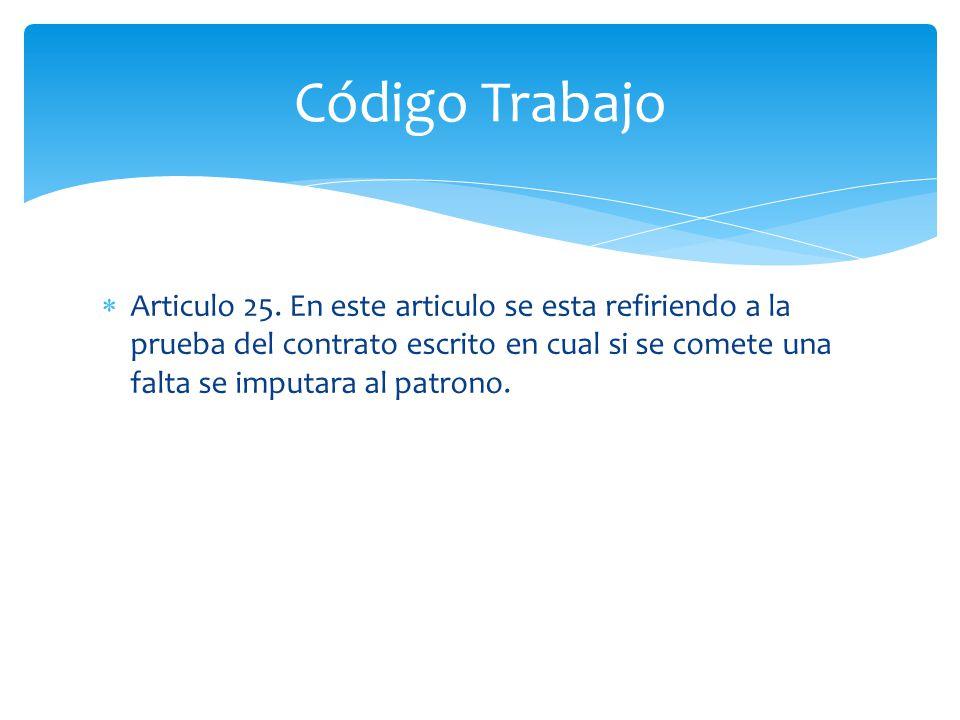 Articulo 25.