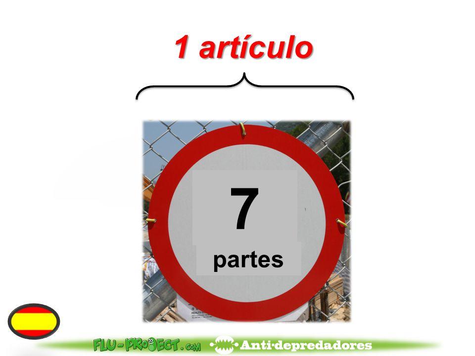 1 artículo partes 7