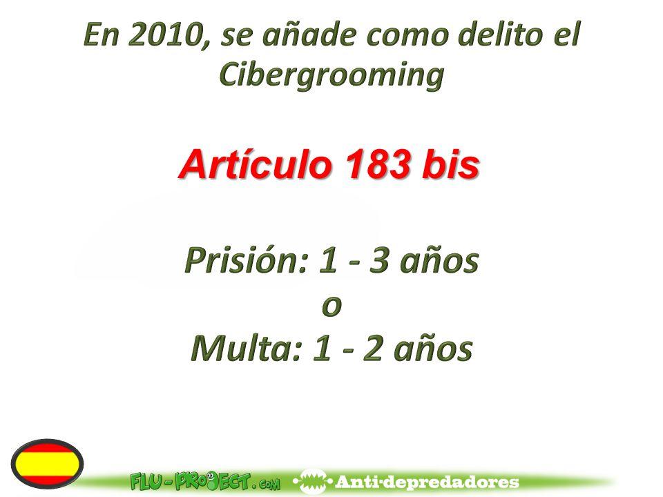 Artículo 183 bis