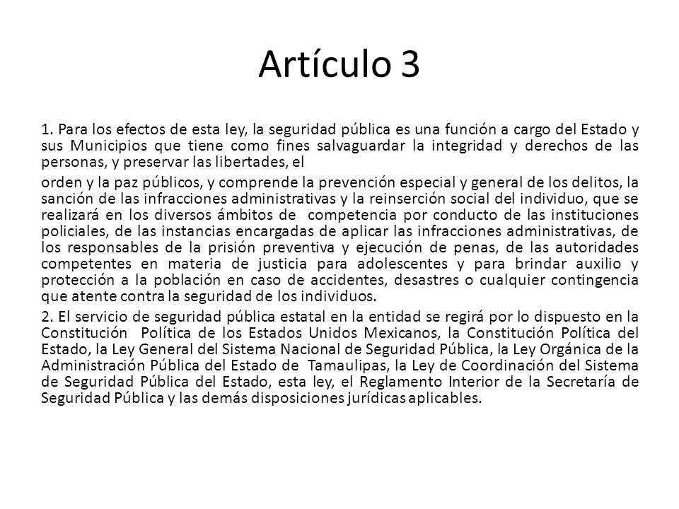 Artículo 3 1.