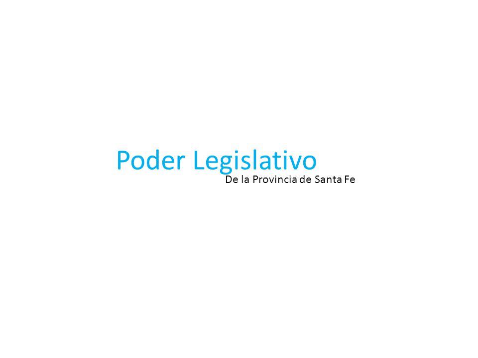 Poder Legislativo De la Provincia de Santa Fe