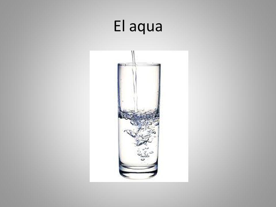 El aqua