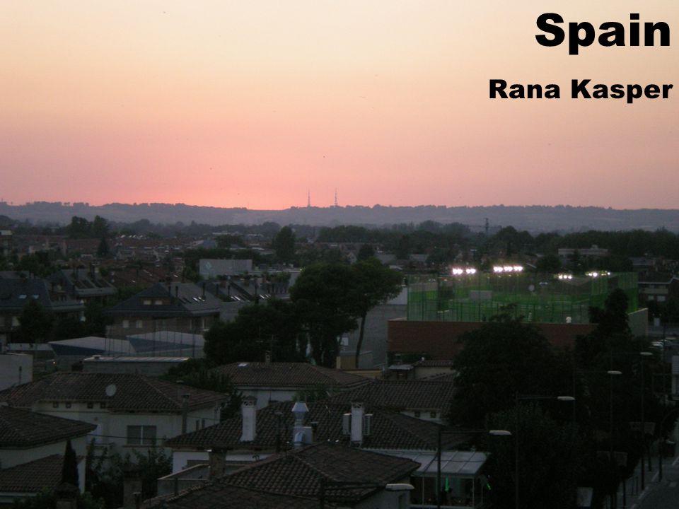 Spain Rana Kasper