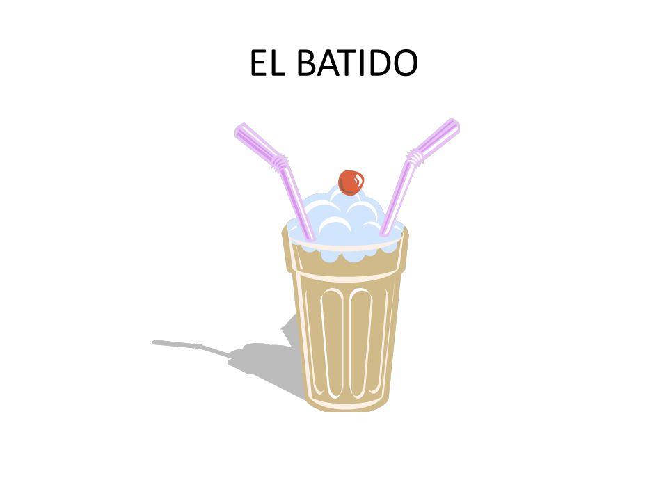 EL BATIDO