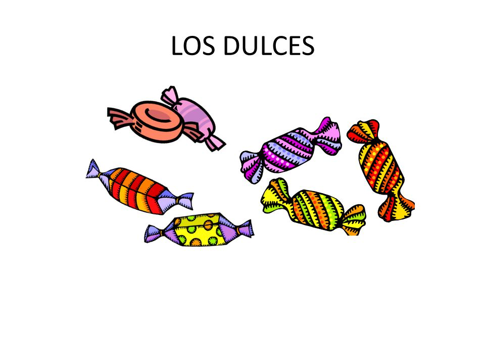 LOS DULCES