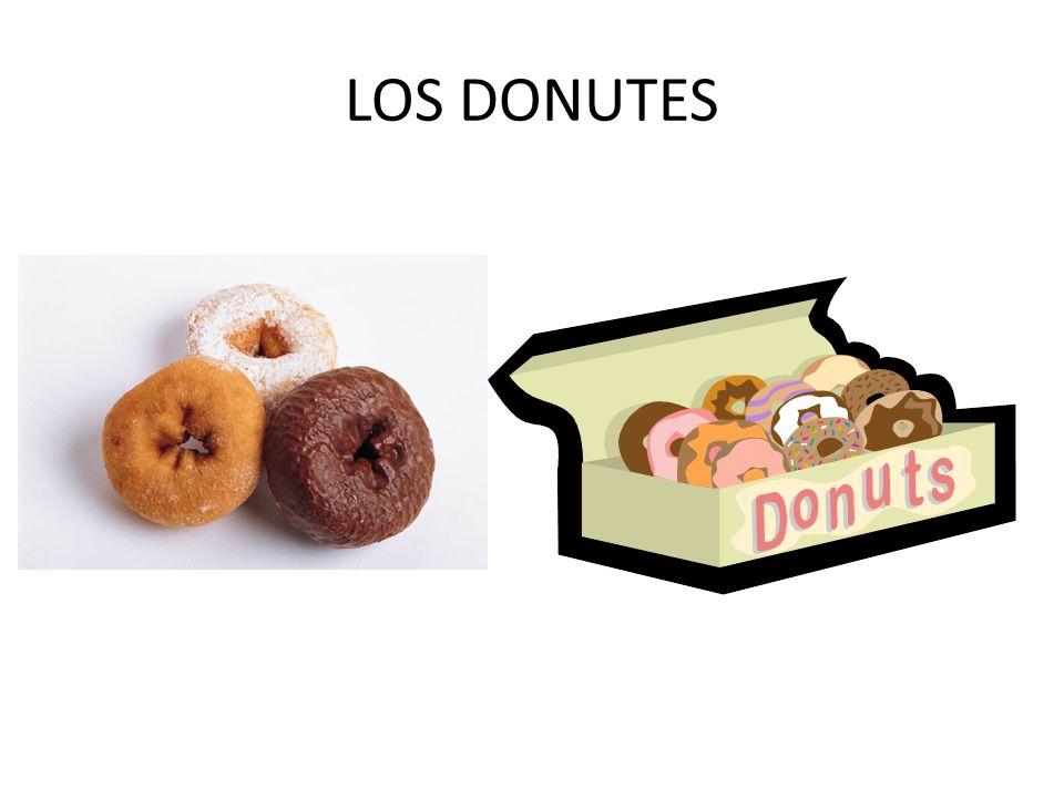 LOS DONUTES