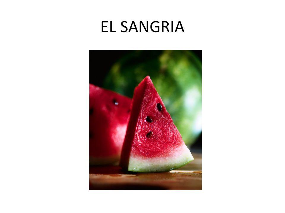 EL SANGRIA