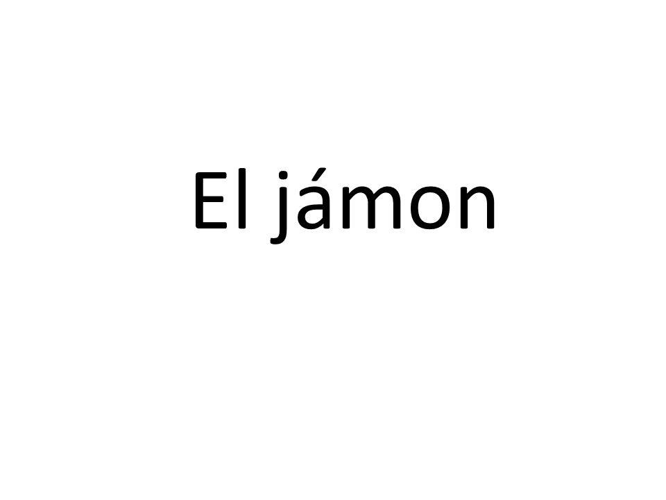 El jámon