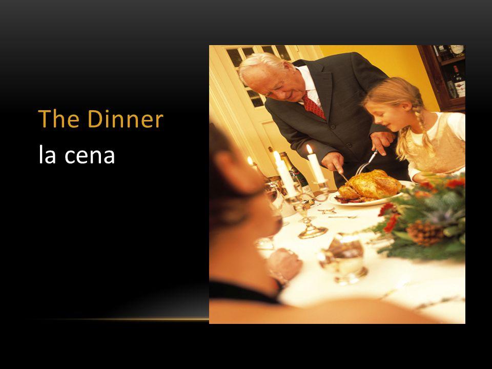 The Dinner la cena
