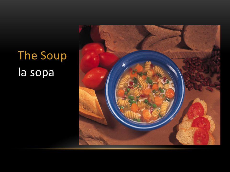 The Soup la sopa