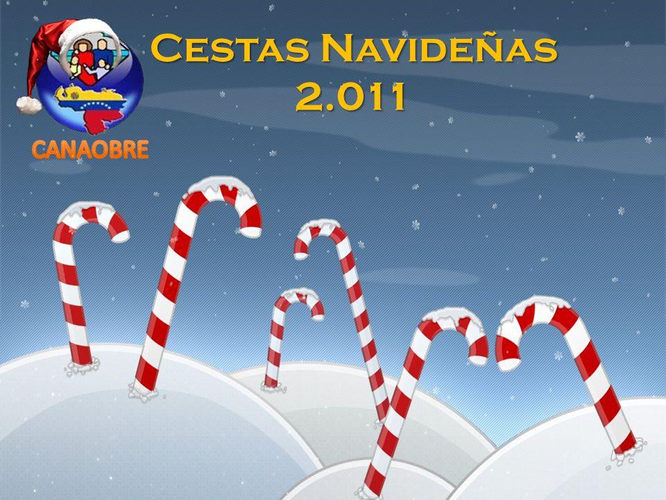 Cestas Navideñas 2.011