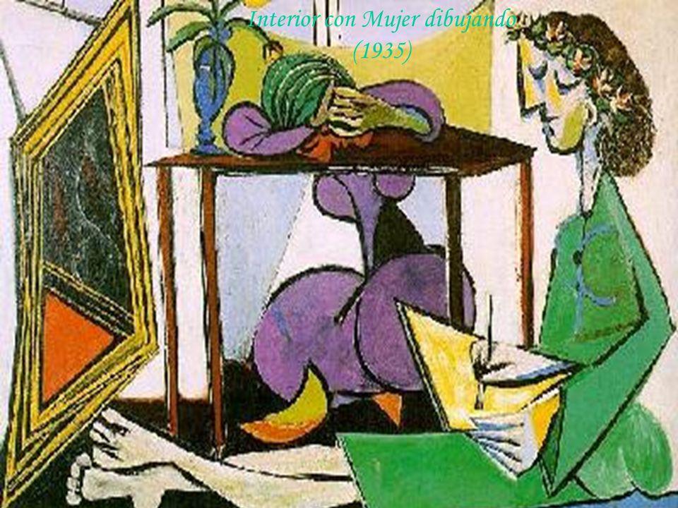 Taller con Cabeza de Yeso (1925)