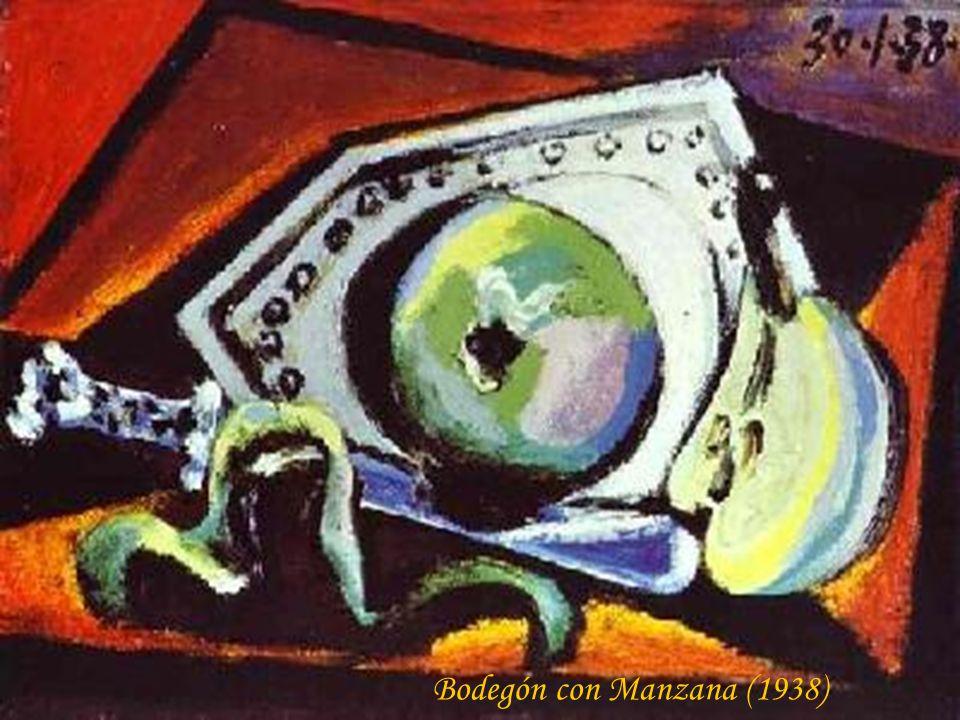 Guernica (mitad derecha) - (1937)