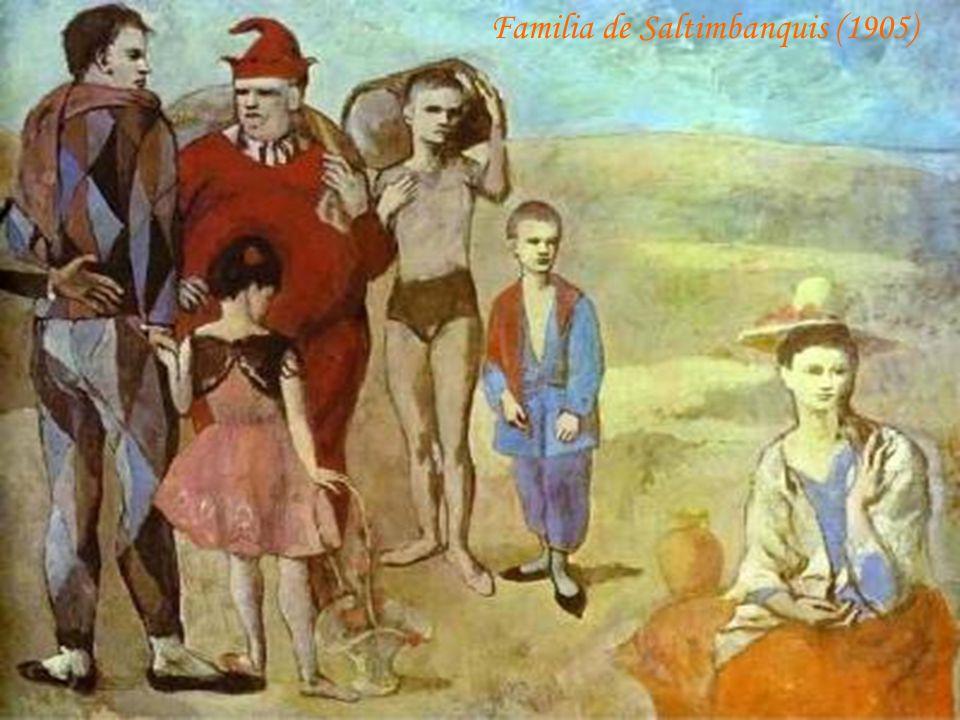 Pareja española delante de una cantina (1900)