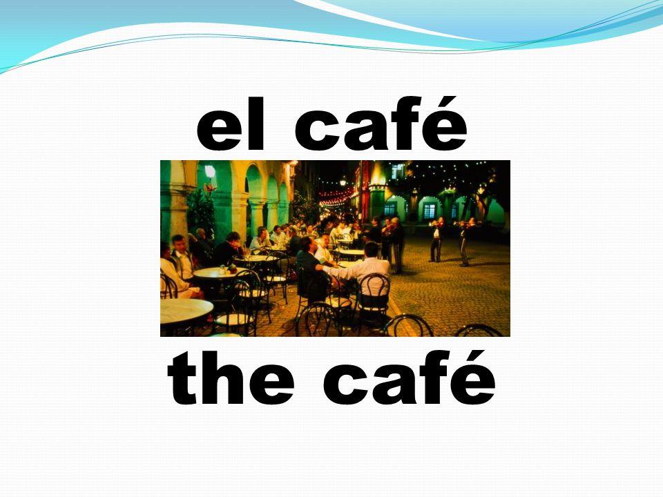 el café the café