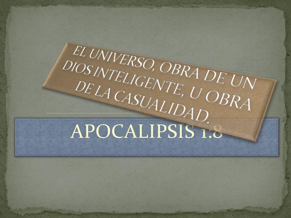 APOCALIPSIS 1:8