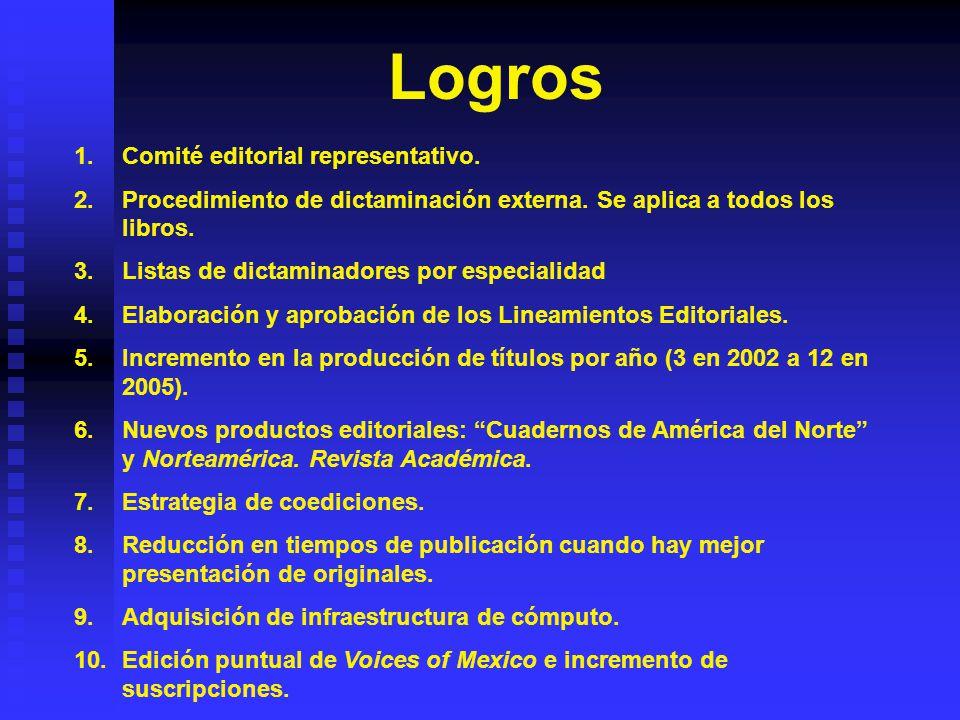 UN DIAGNÓSTICO Y DIEZ RETOS DE LA PRODUCCIÓN EDITORIAL DEL CISAN